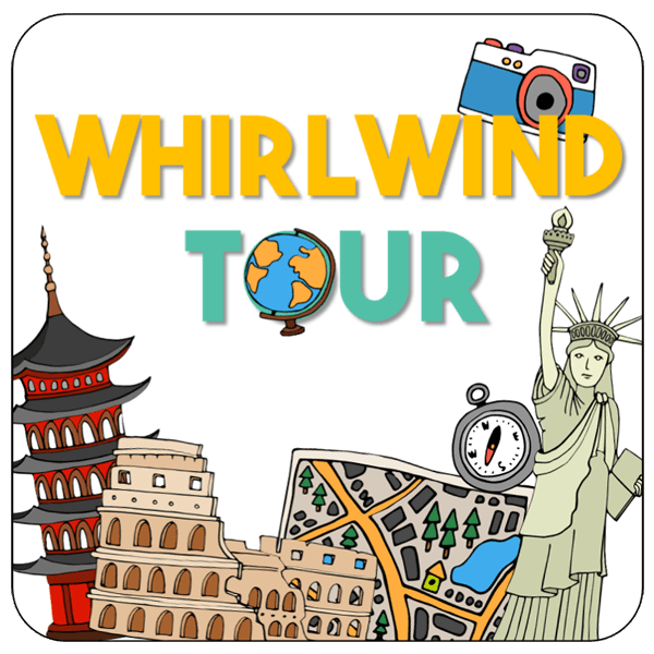 WHIRLWIND TOUR ICON
